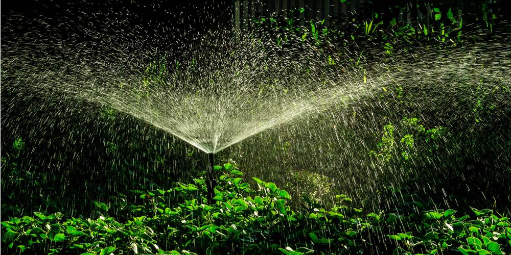 جزئیات مورد توجه در انتخاب یک آبپاش آبیاری