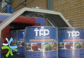 نوار آبیاری قطره ای TFP نوار تیپ