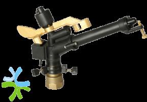 آبپاش تنظیمی آب آرا مدل آبان تجهیزات آبیاری