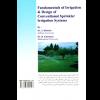 آبیاری و اصول طراحی روش های آبیاری بارانی کلاسیک