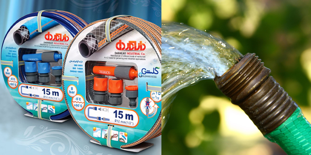 شیلنگ داراکار محصولات شیلنگ مرغوبیت افتخارات شرکت صادرات خارجی