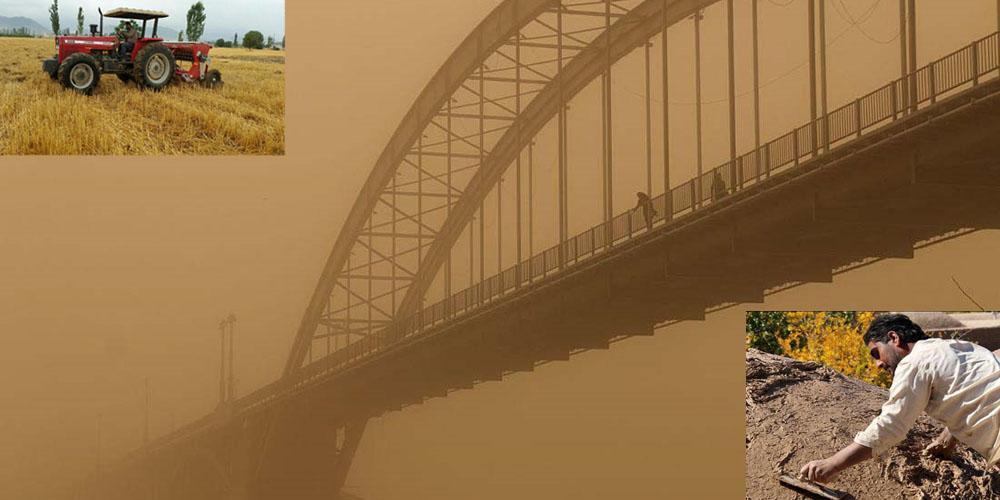چگونه با استفاده از کاه و باقی مانده محصولات زراعی، مشکل ریزگردها را حل کنیم؟