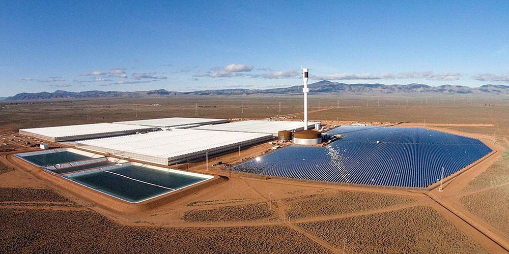 سان دروپ sundrp کشاورزی نوین با آب دریا و انرژی خورشید