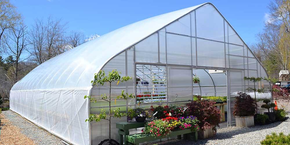 انواع گلخانه ها مصالح گلخانه
