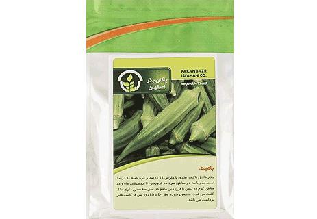 بذر بامیه - پاکان بذر