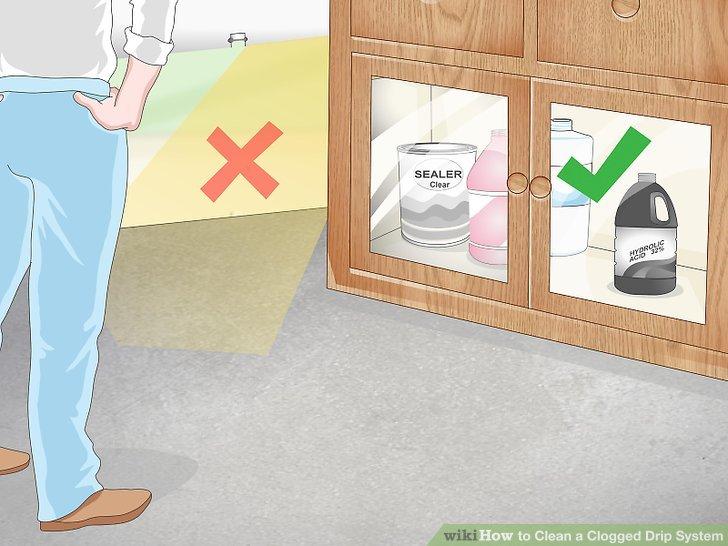 چگونه گرفتگی های یک سامانه آبیاری قطره ای را رفع کنیم